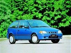 Subaru Justy 1.3 (3dr) (68hp)(MS) фото
