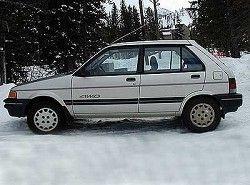 Subaru Justy 1.3 (5dr) (68hp)(MS) фото
