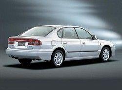 Subaru Legacy 2.0i Sedan (125hp)(BE) фото