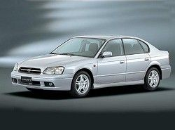 Legacy 2.0i Sedan (125hp)(BE) Subaru фото