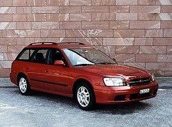 Subaru Legacy 2.0i Wagon(BE) фото