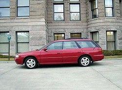 Subaru Legacy 2.2i 4WD Wagon (128hp)(BD) фото