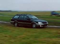 Subaru Legacy Outback 2.5 (150hp)(BD) фото