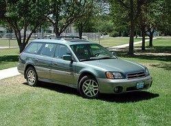 Legacy Outback 2.5 (150hp)(BD) Subaru фото