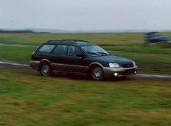 Subaru Legacy Outback 2.5 (156hp)(BD) фото