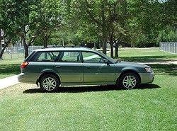 Legacy Outback 2.5 (156hp)(BD) Subaru фото