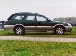 Subaru Outback 3.0 (209hp)  (BE) фото