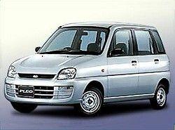 Subaru Pleo F(GF) фото