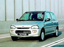 Vivio 660i ECVT GX Subaru фото