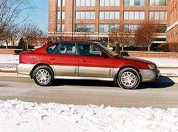 Subaru Outback 2.0 (125hp) Sedan(BE) фото