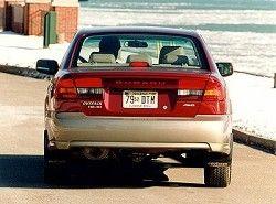 Outback 2.0 (125hp) Sedan(BE) Subaru фото