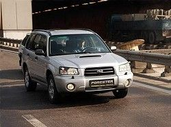Subaru Forester 2.0 XT Turbo (177hp)  SG фото