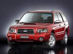Forester 2.0 XT Turbo (177hp)  SG Subaru фото