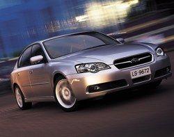 Subaru Legacy IV 2.0 фото
