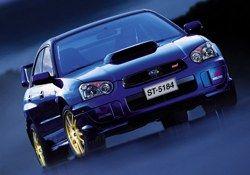 Subaru Impreza WRX STI (2003) фото