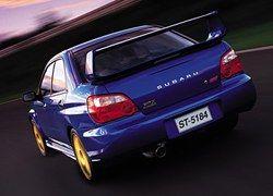 Impreza WRX STI (2003) Subaru фото