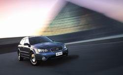 Outback 3.0 (245hp) Subaru фото