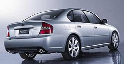 Legasy 3.0R Spec B Subaru фото