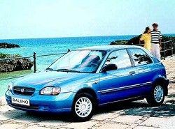 Suzuki Baleno 1.3 GL фото