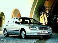 Suzuki Baleno 1.3 GL Sedan фото