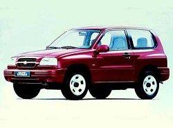 Suzuki Grand Vitara 1.6 (3dr) фото