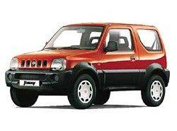 Suzuki Jimny 1.3 фото