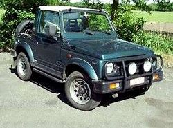 Suzuki Samurai 1.0(SJ) фото