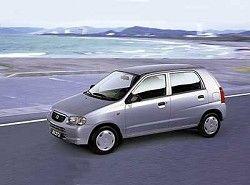 Suzuki Alto 1.1 (63hp) (5dr)  FF фото