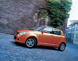 Suzuki Swift New 1.3 фото