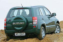 Grand Vitara III 2.0 Suzuki фото