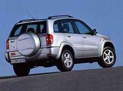RAV4 2.0 16V (5dr)(XA2) Toyota фото