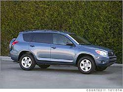 Toyota RAV4 2.4 5d (2006) фото