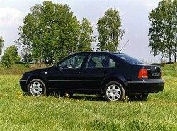 Volkswagen Bora 1.9 TD (110hp)(1J2) фото
