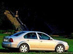 Volkswagen Bora 1.9 TD (130hp)(1J2) фото
