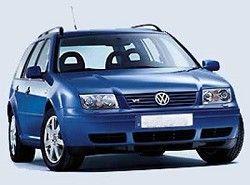 Bora Variant 1.9 TD 4motion (101hp)(1J6) Volkswagen фото