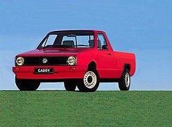 Caddy II 1.6 Pickup(9U7) Volkswagen фото