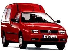 Volkswagen Caddy II 1.9 D(9K9) фото