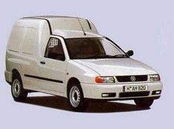 Caddy II 1.9 D(9K9) Volkswagen фото