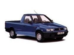 Caddy II 1.9 D Pickup(9U7) Volkswagen фото