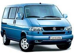 Caravelle 2.8 Volkswagen фото