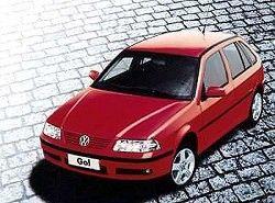 Volkswagen Gol 1.0 (5dr) (61hp)(AB9) фото