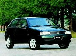 Volkswagen Gol 1.6 (3dr) (99hp)(AB9) фото