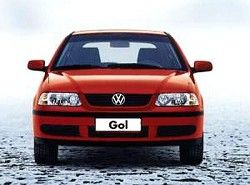 Volkswagen Gol 1.6 (5dr) (92hp)(AB9) фото