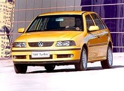 Volkswagen Gol 1.6 (5dr) (99hp)(AB9) фото