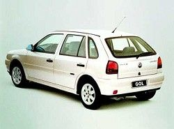 Volkswagen Gol 2.0 16V (5dr)(AB9) фото