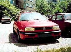 Golf III 1.8 (3dr) (75hp)(1HX) Volkswagen фото