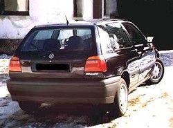 Volkswagen Golf III 1.8 4motion (3dr) (90hp)(1HX1) фото