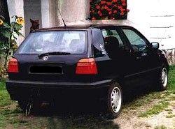 Golf III 1.8 4motion (3dr) (90hp)(1HX1) Volkswagen фото