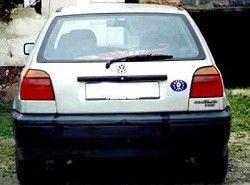 Volkswagen Golf III 1.8 4motion (5dr) (90hp)(1HX1) фото