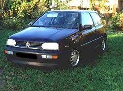 Golf III 1.8 4motion (5dr) (90hp)(1HX1) Volkswagen фото